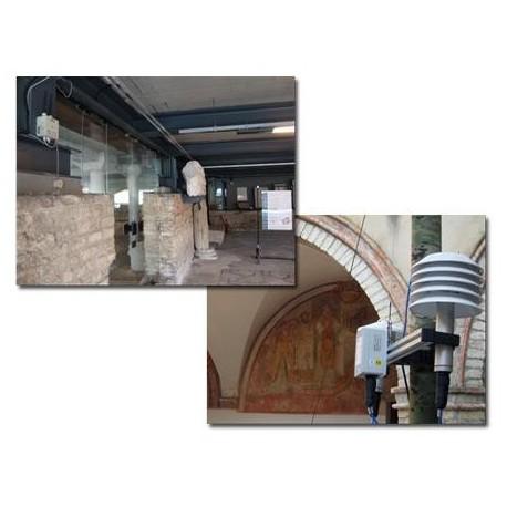 ST-MUSEO Kit Estacion para Museos y Monumentos