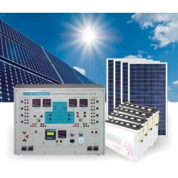 Nvis 436 Sistema de Geração e Treinamento de Energia Solar