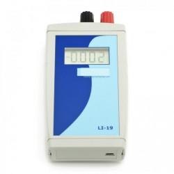 LI19 Unidad de lectura de mano / registrador de datos