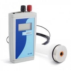 HF03-LI19 heat flux sensor commonly used in fire testing