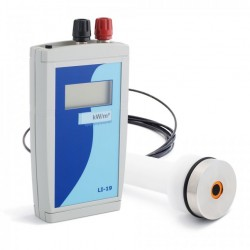 Sensor de fluxo de calor HF03-LI19 comumente usado em testes de incêndio