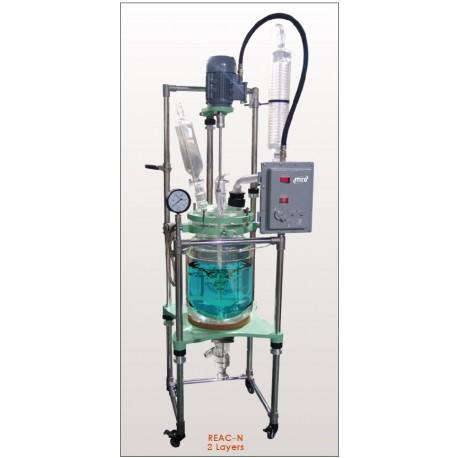 Reac-N5l Reactor 5 liter, up to 500 rpm (-80ºC to 200°C)