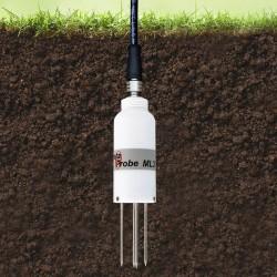 ML3 - Sensor ThetaProbe para Humedad de Suelo y Temperatura