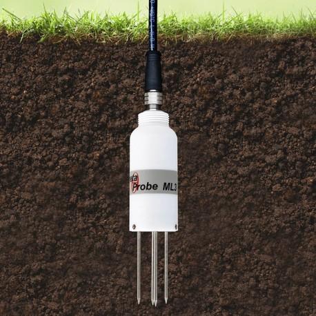 ML3 - ThetaProbe Soil Moisture Sensor and Temperature