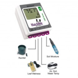 3685WD1 WatchDog 1400 Micro Weather Station (4 External Sensors)