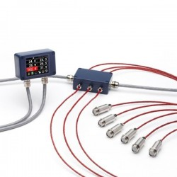 PyroMiniBus Multi-channel Infrared Temperature Monitoring System