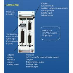 ZIVE MP2A Potenciostato / Galvanostato / FRA / ZRA Multicanal (10 V / 2 A)