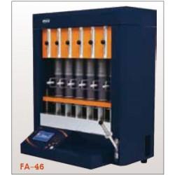 Fat Analyzer: Soxhelt extraction method