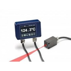 PyroCube Infrared Temperature Sensor with Fast Response 0°C to 500°C