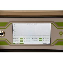 Fluorómetro de doble modulación para medida de clorofila y fluorescencia (FL 6000)