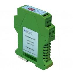 DIN-RAIL 1A Output Rogowski coil integrator AO-DA01-5
