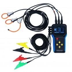 Rogowski Handheld 3-Phase Multifunction power analyzer - AO-ME435