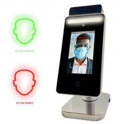 Termómetro infrarrojo de reconocimiento facial IR37