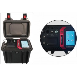 Portable Radon Monitor FYCDY-P30 (with accessory for Air and Soil)