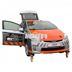 Modelo funcional de tecnología Toyota Prius III Gasolina / Eléctrica / LPG HÍBRIDO 3/4 - PMTPK-05