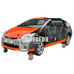 Toyota Prius III Petrol/Electric/LPG HYBRID 3/4 technology functional model – PMTPK-05
