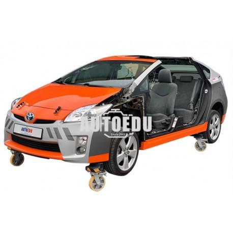 Toyota Prius III Petrol/Electric/LPG HYBRID 3/4 technology functional model – PMTPK-05
