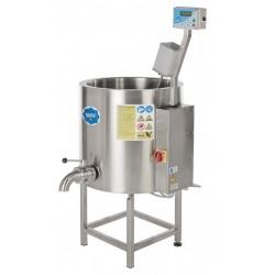 Chaleira Pasteurizante para Queijo e Iogurte Milky FJ 100 PF (400V)