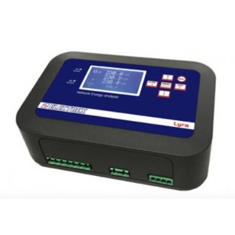 Energy Analyzer & Wi-Fi Web Data Manager PFALT-EH5090-110 LYRA ECT NET
