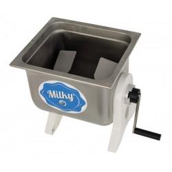 Batedeira de manteiga de manivela Milky FJ10-H