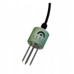Nazaries Sensor de suelo para Humedad, Temperatura y Conductividad de la tierra.