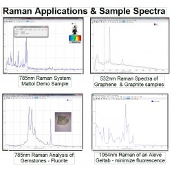 Raman-HR-TEC-785 Espectrómetros