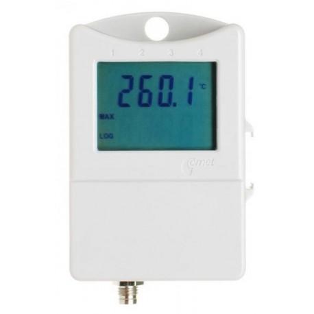 S0111 Termógrafo de Sonda Externa con display (-90°C a + 260°C)