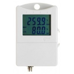 S0122 Thermometer 2 Chann. (1 external probe) with Display (-90°C to + 260°C)
