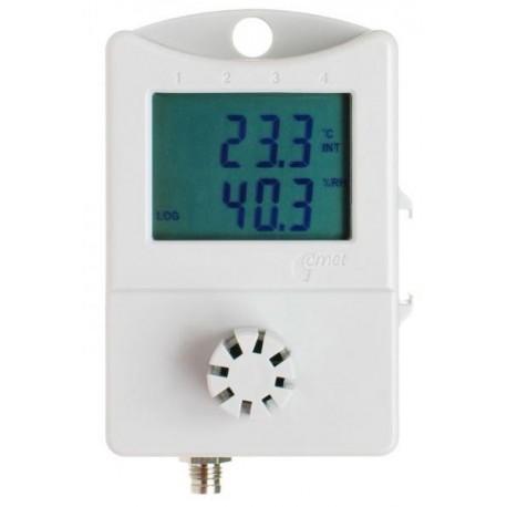 S3631 Termohigrómetro con Sonda de Exterior (-30 a +70°C) (external -90 a +260°C) (0 a 100%)
