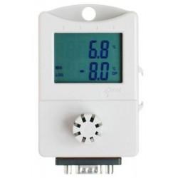 S3541 Termohigrómetro con Entrada de tensión 2 x 0-5VDC (-30 a +70°C) (0 a 100%)