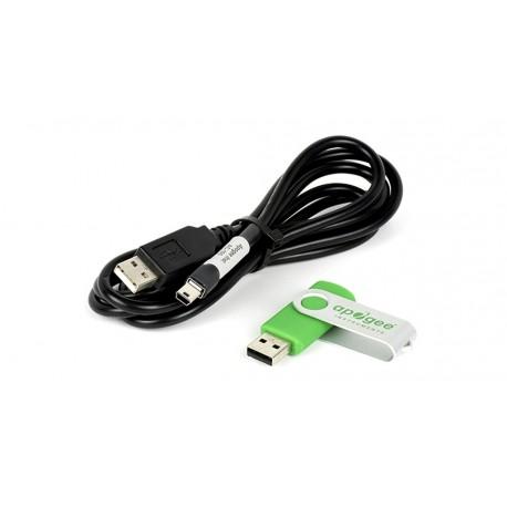 AC-100 Cable de Comunicación y Drivers para Medidores Apogee