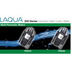 Medidores portáteis de qualidade de água AO-PD210