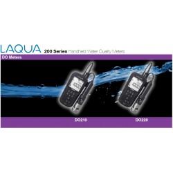 DO120K Kit Medidor Portátil de LAQUAact para la Calidad del Agua