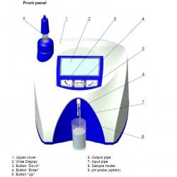 Analisador de Leite Padrão (60 Seg.) MIA-SLP-60