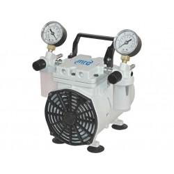 Bomba de pressão / vácuo seca, 230 V 50 Hz 1Ph Wob-L