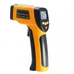 Termômetro infravermelho compacto (-40°C a 650°C) AO-HT-816