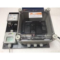 AO-003 Radón-CO2-T/HR Meter with Data Logger & Robin Sensor