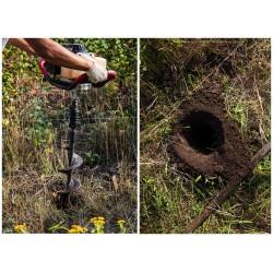 Medição de radônio no solo - Ecotrak® SKU: 510061