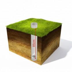 Medida de radón en suelo - Ecotrak® SKU: 510061