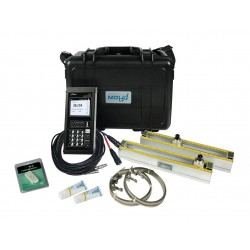 Medidor de vazão ultrassônico portátil P117