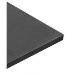 "Viton Fluoroelastomer Rubber Sheet Gasket - 12"" x 12"" - Ref.: AO-690200"