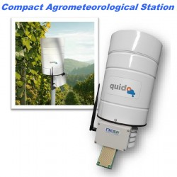 Autonomous rain gauge - 3 year battery Quido