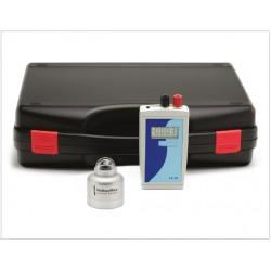 Piranómetro con unidad de lectura de mano/registrador de datos, SR05-LI19
