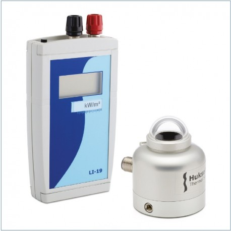 Pyranometer with handheld read-out unit/datalogger, SR05-LI19