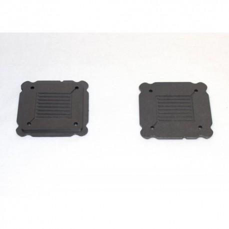 Flex-Stak Closed Bipolar Graphite Plate - 10 cm², Ref.: 590335
