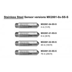 Sensor de nível de água, Ref .: MX2001-04-SS-S