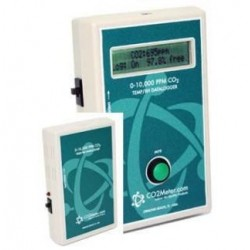 CM-0016 CO2, Temp. & Relative Humidity Environmental Logger