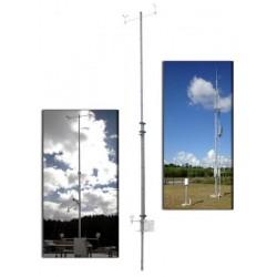 Kit Estação Meteorológica com Mastro de 10m ST.WMO