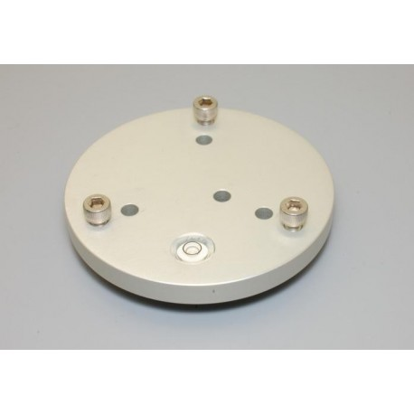 AL-100 Apogee Leveling Plate for Light Sensors