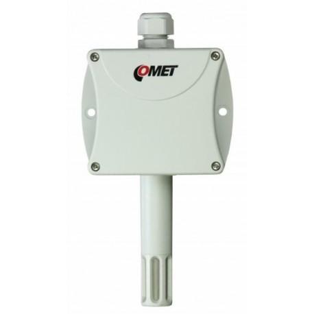 P3110E Transmissor de Temperatura e Humidade Relativa saídas 4-20 mA  (-30 a +80°C) (0 a 100% HR)